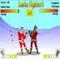 Santa Fighter - Juego de Lucha