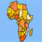 Geography Game - Africa - Juego de Puzzles