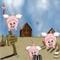 Cerdos Voladores - Juego de Tiros