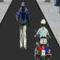 Moto de Policía - Juego de Arcade