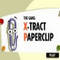 X-Tract Paperclip - Juego de Arcade