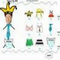 Dress Up Bill - Juego de Famosos