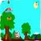 La Venganza de la Manzana Roja - Juego de Arcade