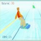 Totoonic Snowboard - Juego de Deportes