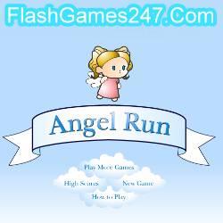 Angel Run - Juego de Aventura
