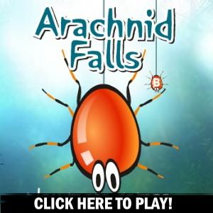 Arachnid Falls - Juego de Acción