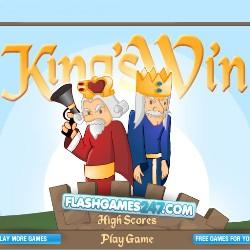 Kings Win - Juego de Tiros