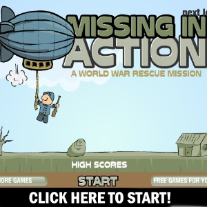 Missing In Action - Juego de Acción